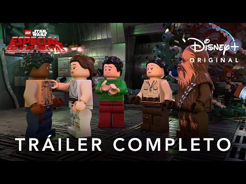 LEGO Star Wars Especial Felices Fiestas | Tráiler Oficial | Disney+