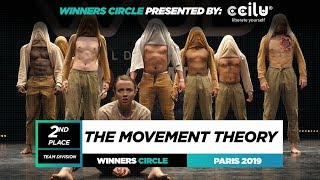 THE MOVEMENT THEORY   2nd Place Team   World of Dance Paris 2019   #WODFR19