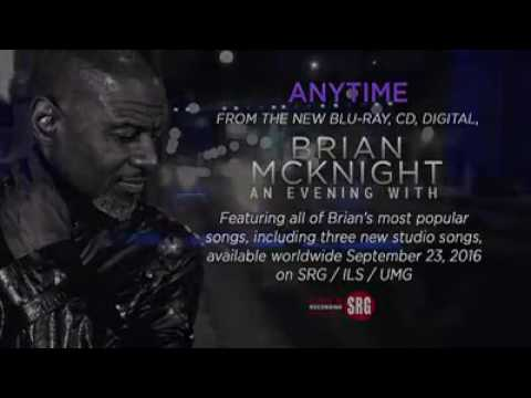 Brian Mcknight | An Evening With Anytime