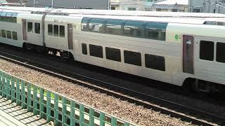 ホリデー快速ビューやまなし号 215系2階建て電車