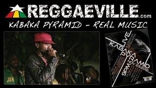 Kabaka Pyramid - Real Music in Kingston, Jamaica 11/23/2012