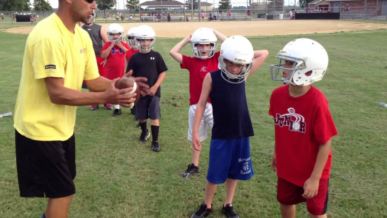 Dexter Youth Football Camp 2014 by DPR BSN Sports SEMO Electric