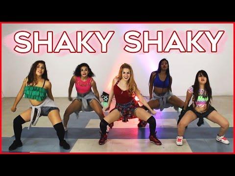 Shaky Shaky - DADDY YANKEE | Coreografía #ShakyChallenge - A bailar con Maga