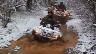 ATV Racing Mudding Fails Crashes Off road Riding Compilation