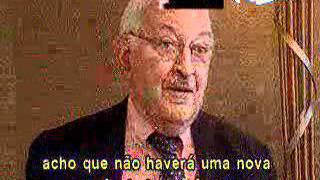 Immanuel Wallerstein Entrevistado por la Tevé Brasileña ( Subtitulado )