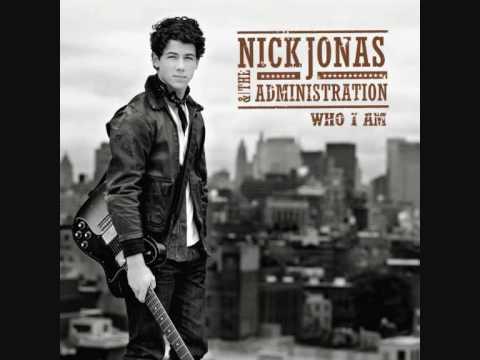 Nick Jonas & The Administration - Stronger (Back On The Ground) - CD RIP/STUDIO VERSION