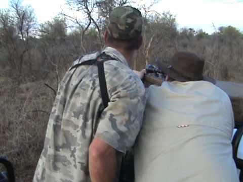 Marian en Thomas in Afrika 1