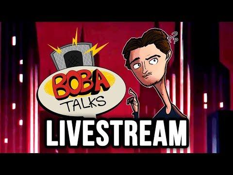 Livestream Q&A - Arrowverse, DCUniverse, Gotham & More!