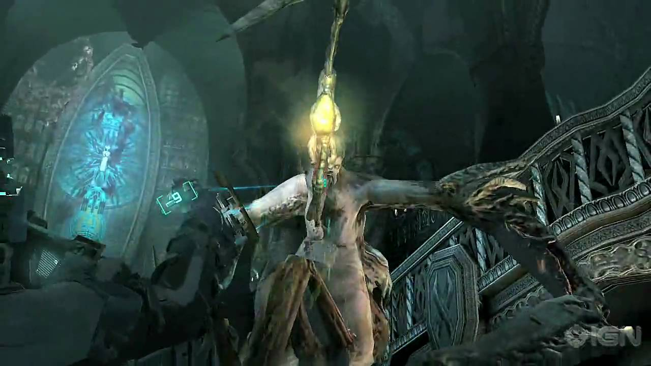 Dead Space 2 Trailer - E3 2010 - YouTube