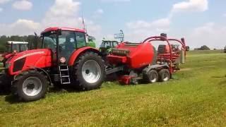 AgroShow Ułęż k.Ryk 2016, PRASOOWIJARKI  [WPADKA PRASY CLAAS]