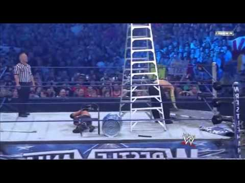 WWE Wrestlemania 25 Parodia Loquendo Jeff Hardy Vs Matt Hardy