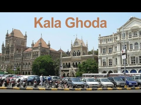 Kala Ghoda - Mumbai's Premier Art District
