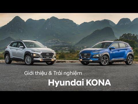 Giới thiệu siêu phẩm Hyundai KONA 2018
