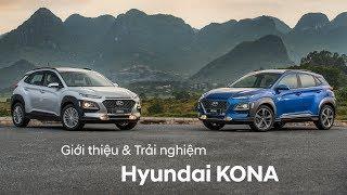 Gii thiu si u phm Hyundai KONA 2018