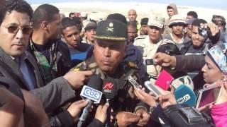 Maj. Gen.kamel  denies any breakdown in any sedimentation basins new channel