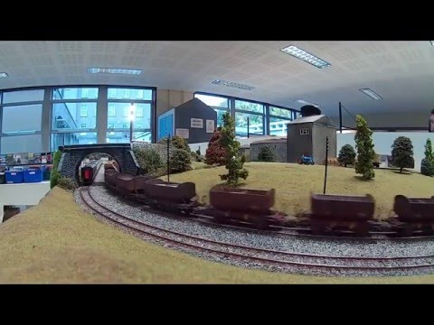 South Dublin Model Railway Club Exhibition October 2015