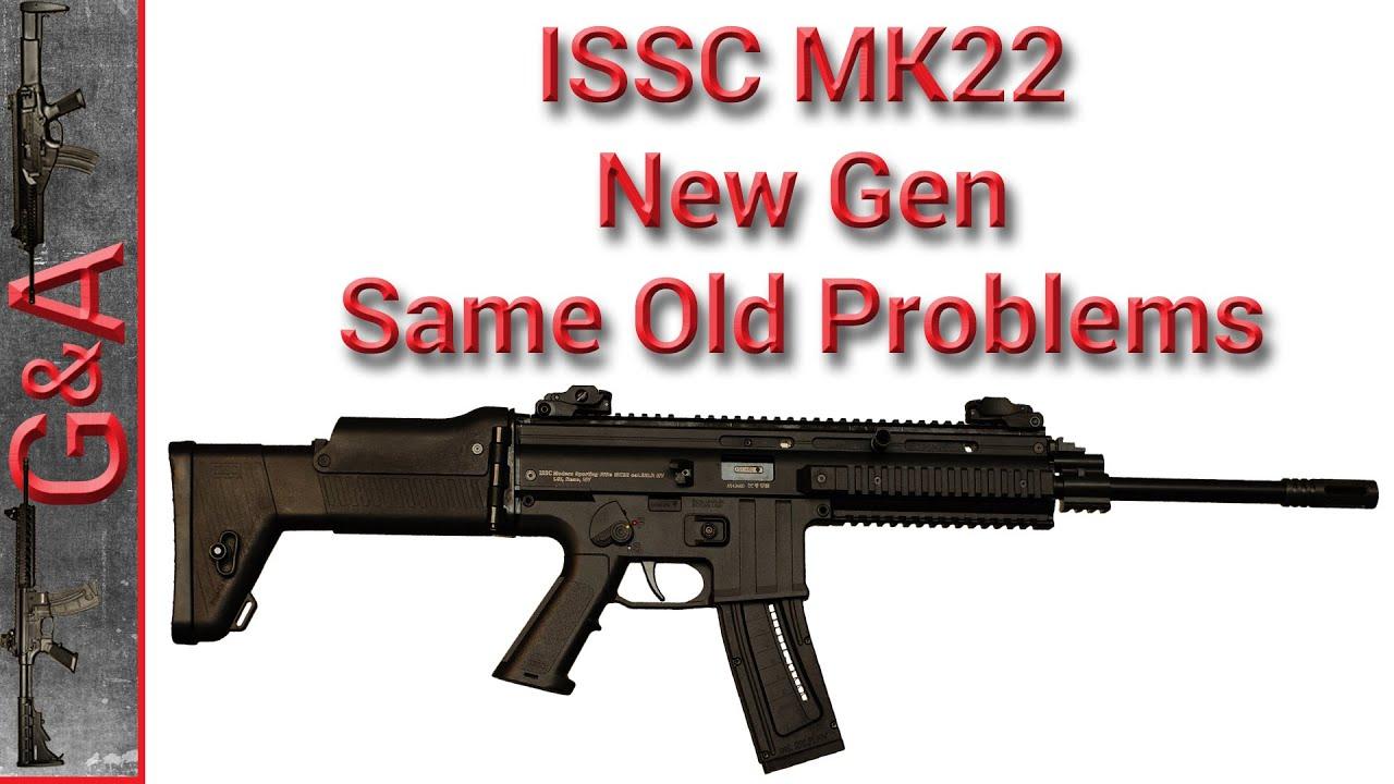 issc mk22 22lr new gen old problems youtube. Black Bedroom Furniture Sets. Home Design Ideas