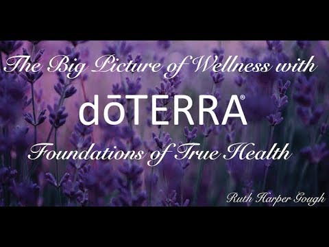 The Big Picture of Wellness: Foundations of Health with Ruth Harper Gough