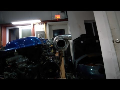 RECYCLING THE ROADSTER TURBO KIT!