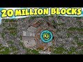 5 LARGEST MINECRAFT CREATIONS EVER!