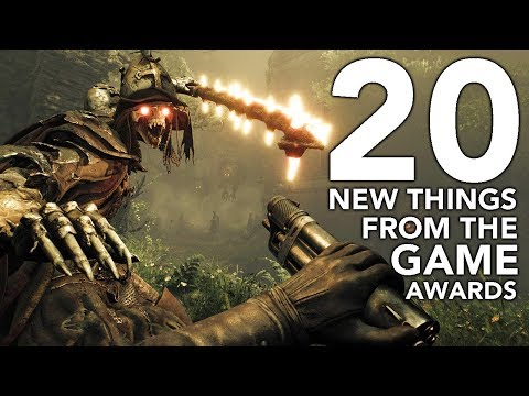 Download Youtube: 20 New Things Announced At Game Awards 2017