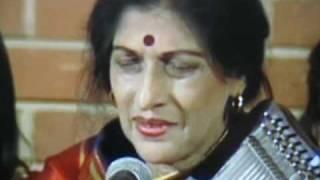 Mharo Pranam by Kishori Amonkar;  Raag Yaman Kalyan