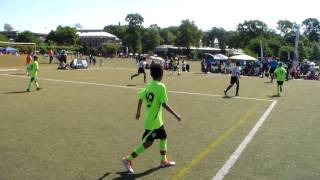 Copa Univision Tournament 2016 Juventud FC vs Tigers first half