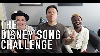 Disney Song Challenge - Joshy Soul vs James VIII   AJ Rafael