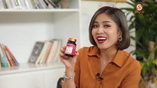 MC Hoàng Linh chia sẻ bí quyết giúp cô luôn có vóc dáng mơ ước