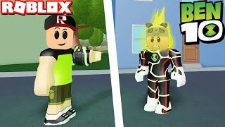 Be 10 and Show Your Strength! Who's the best? - Roblox B-10 Fighting Game with Panda