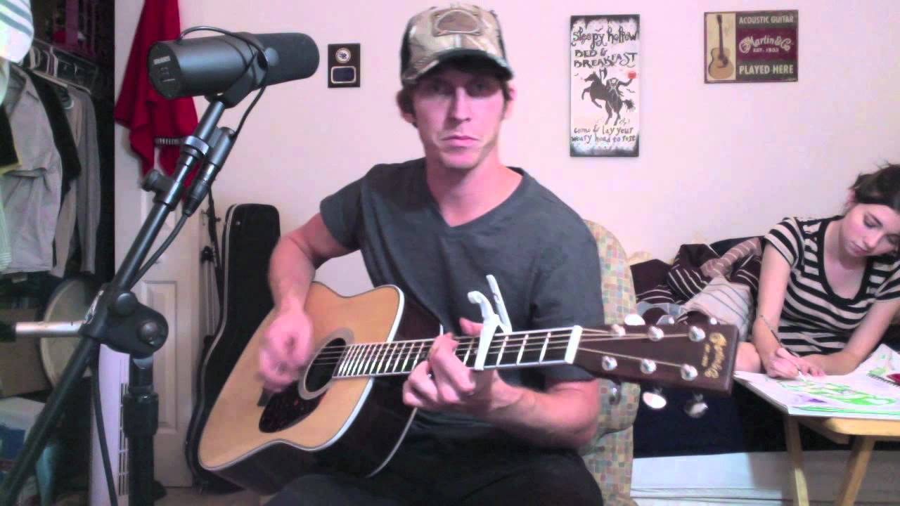 The Avett Brothers Laundry Room Acoustic Cover Youtube