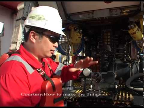 Serial How To Make The Things: How to do the Subsea Installation Eps 2 Segment 4 Of 4