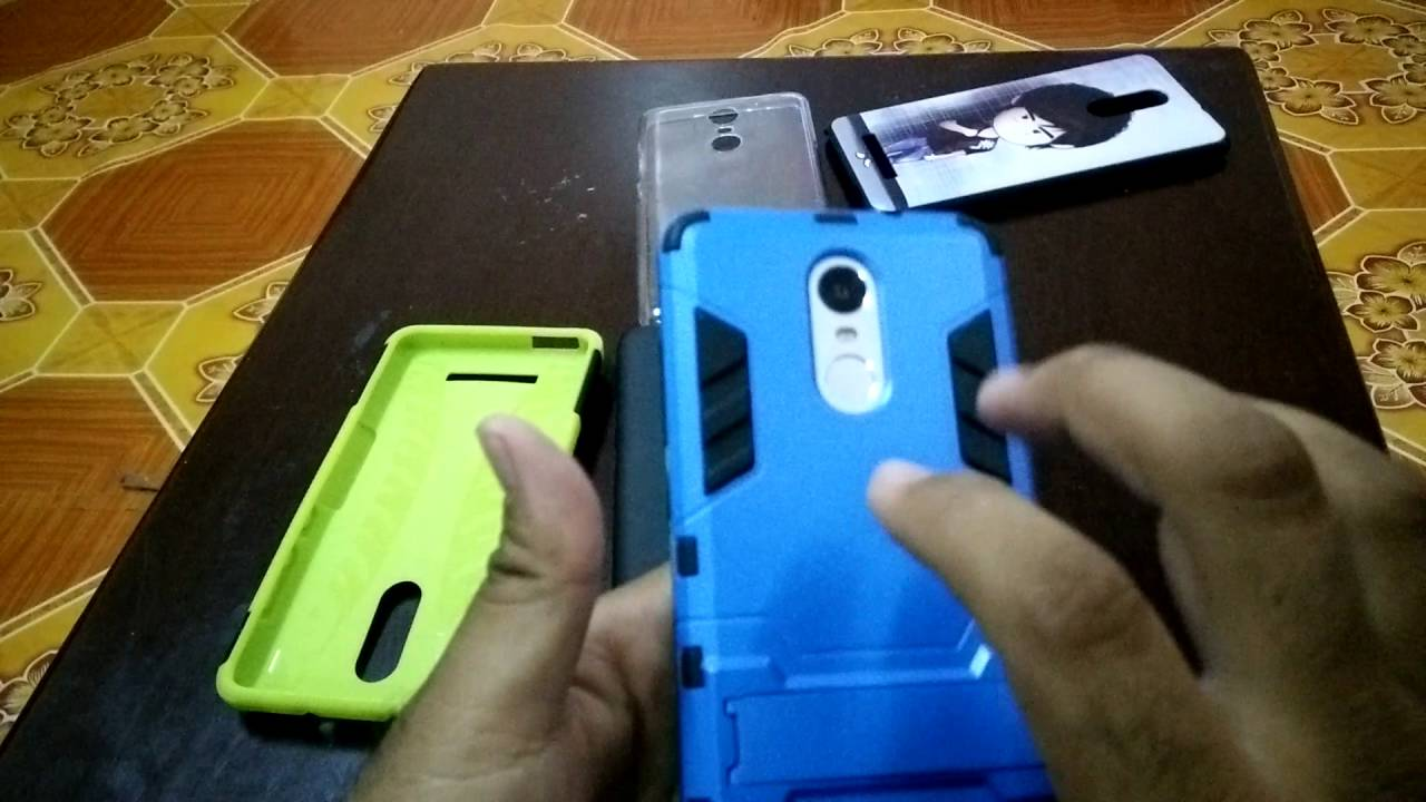 quality design ad313 c64a6 [Hindi] Xiaomi Redmi Note 3 Cases' (Aliexpress) Redmi note 4 unboxing  coming soon