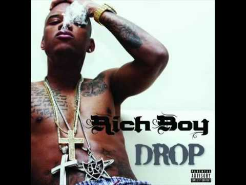 Rich Boy feat Polow Da Don  Drop