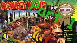 Donkey Kong Country: Part 1 - Kongo Jungle