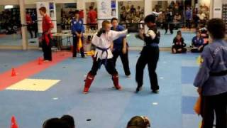 Zen Do Kai Touch Contact Sparring
