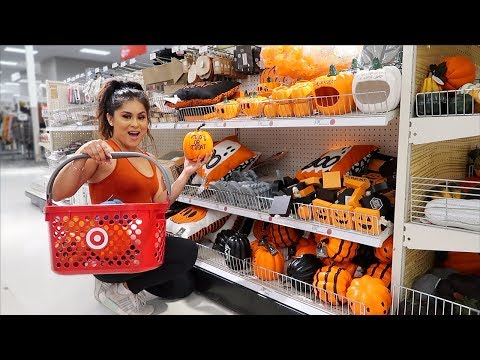 Come shopping with me for FALL DECOR 2019! *STEALS AND DEALS*