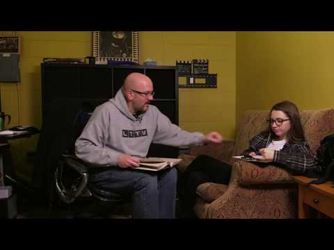 D&D with High School Students S02E00 - Finishing Characters with Heather