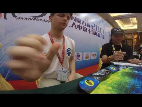 5x5 Rubik's Cube World Record Average - 46.12