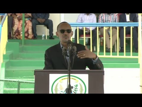 President Kagame Citizen Outreach | Rubavu District, 26 Marc