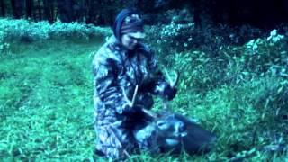 Honeymoon Hunt - Ohio Whitetail Deer Hunting