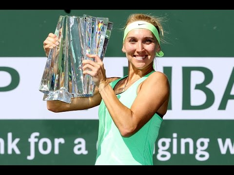 2017 BNP Paribas Open Final | Elena Vesnina vs Svetlana Kuznetsova | WTA Highlights