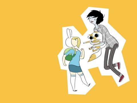 """Good Little Girl / Bad Little Boy"" (Fionna Version // Adventure Time) (Adriana Figueroa)"