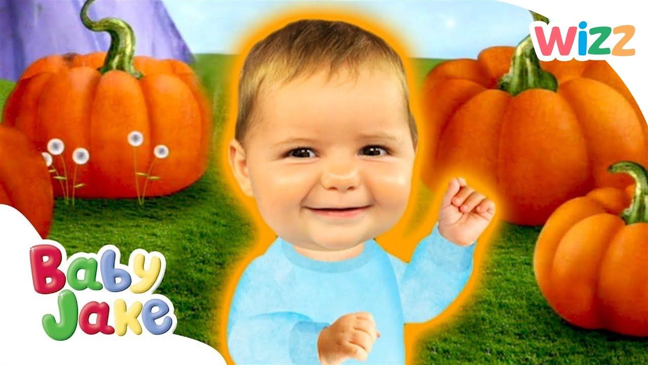 Baby Jake - #Halloween Season   Pumpkin Patch   Yacki ...