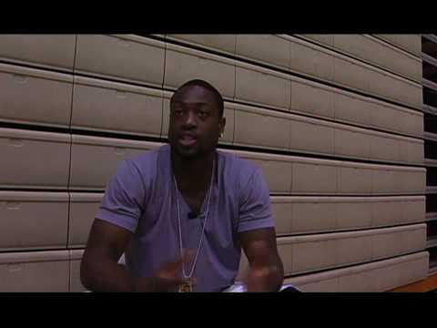 DWade Talks about Richards HS