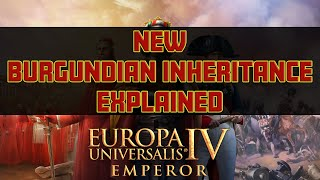 Eu4 Emperor - New Burgundian Inheritance Is Awesome!!