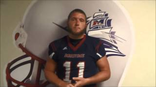SUNY Maritime Football 2014 Preview