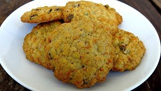 How To Make Carrot Cake Cookies