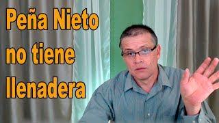 Peña Nieto se roba ayuda que han dado los famosos