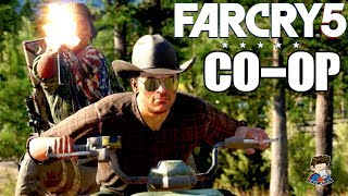 Far Cry 5 CO-OP Gameplay Walkthrough Part 1 Multiplayer Campaign PC/PS4/Xbox One